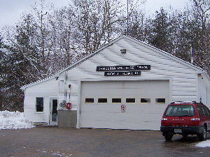 Richmond - Carolina Fire District - Station 3